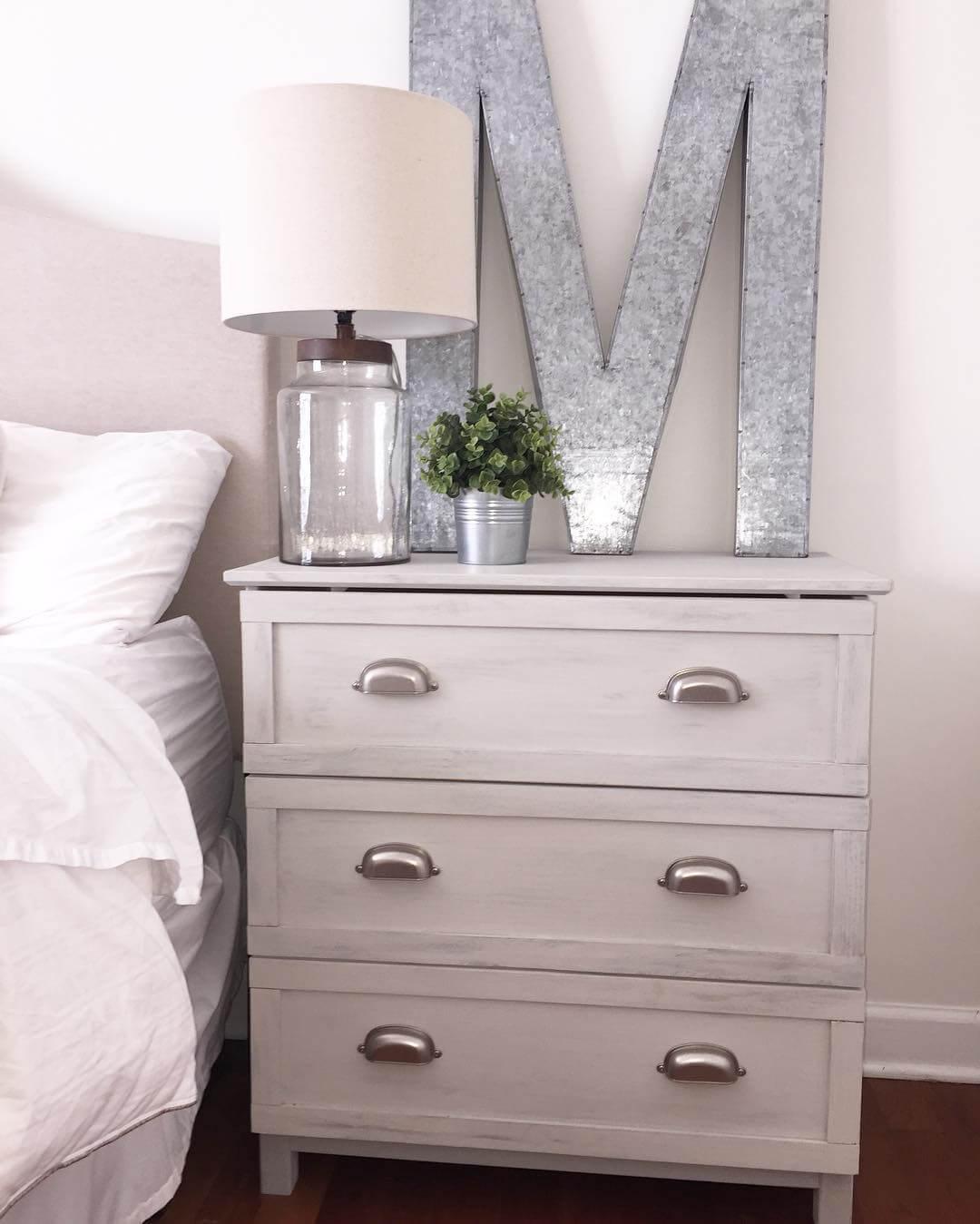 diy nightstand easy