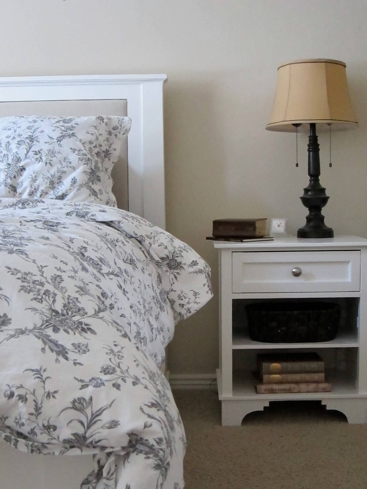 diy nightstand plans