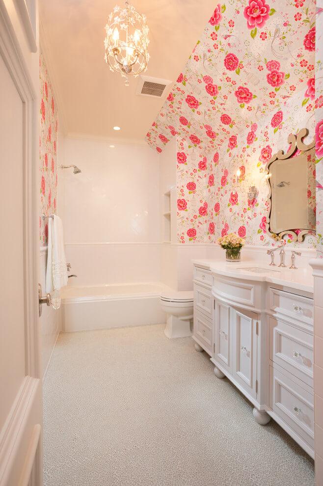 girl bathroom ideas