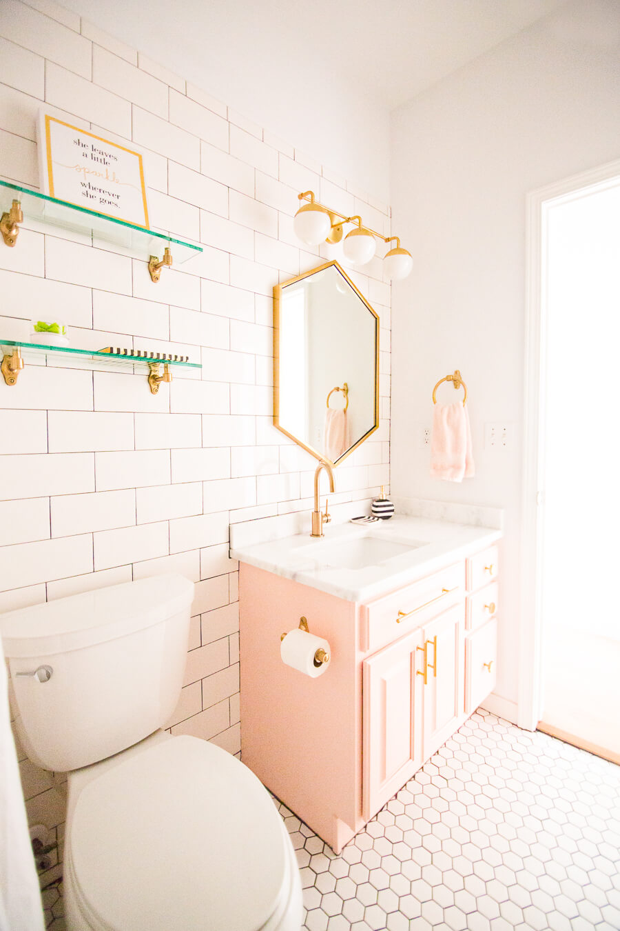 girl bathroom paint ideas