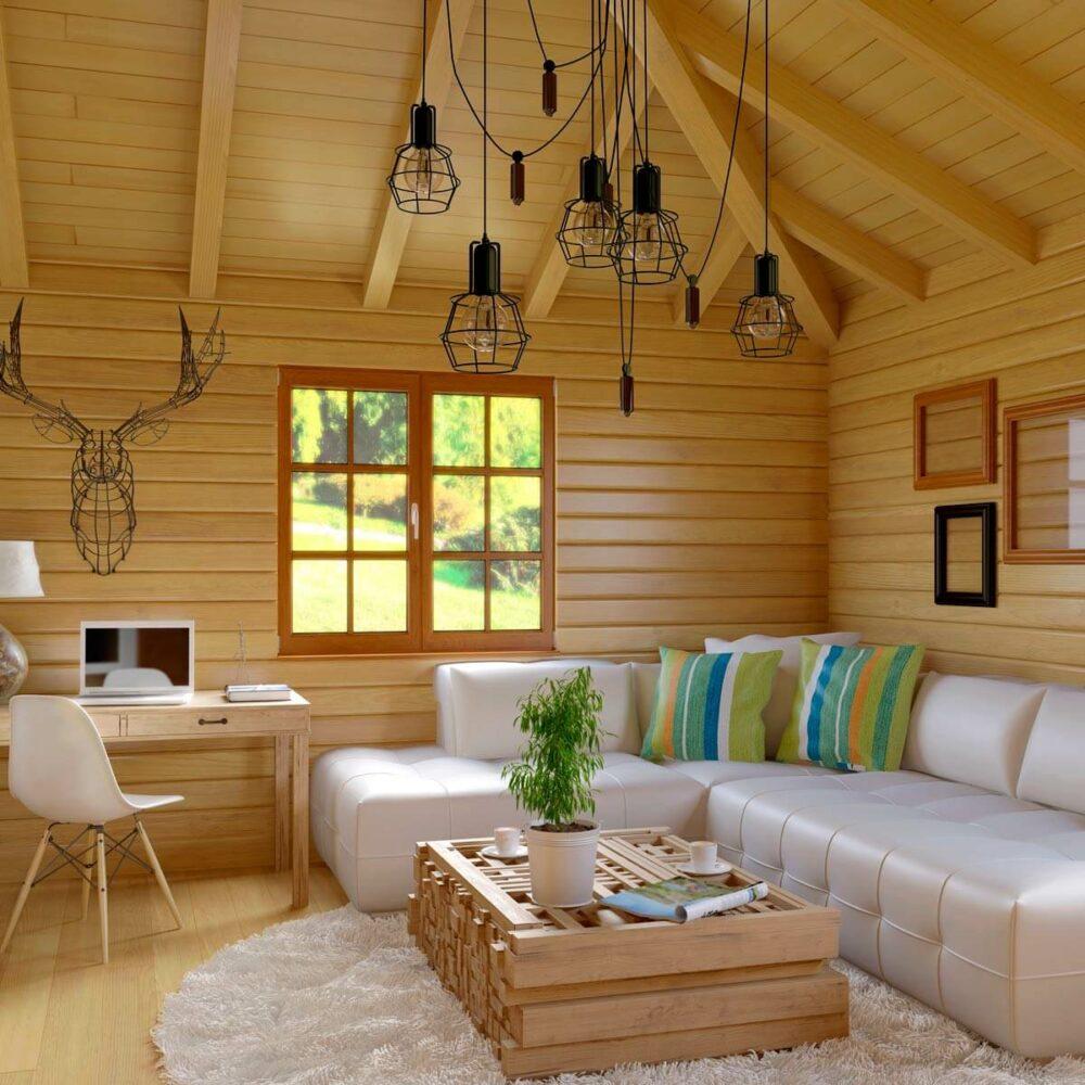 rustic interior design ideas living room