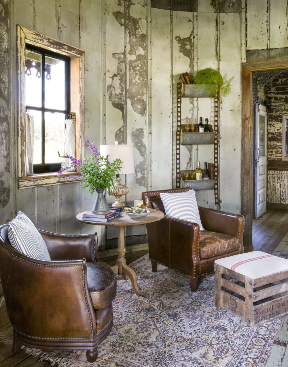 rustic living room ideas for small spaces
