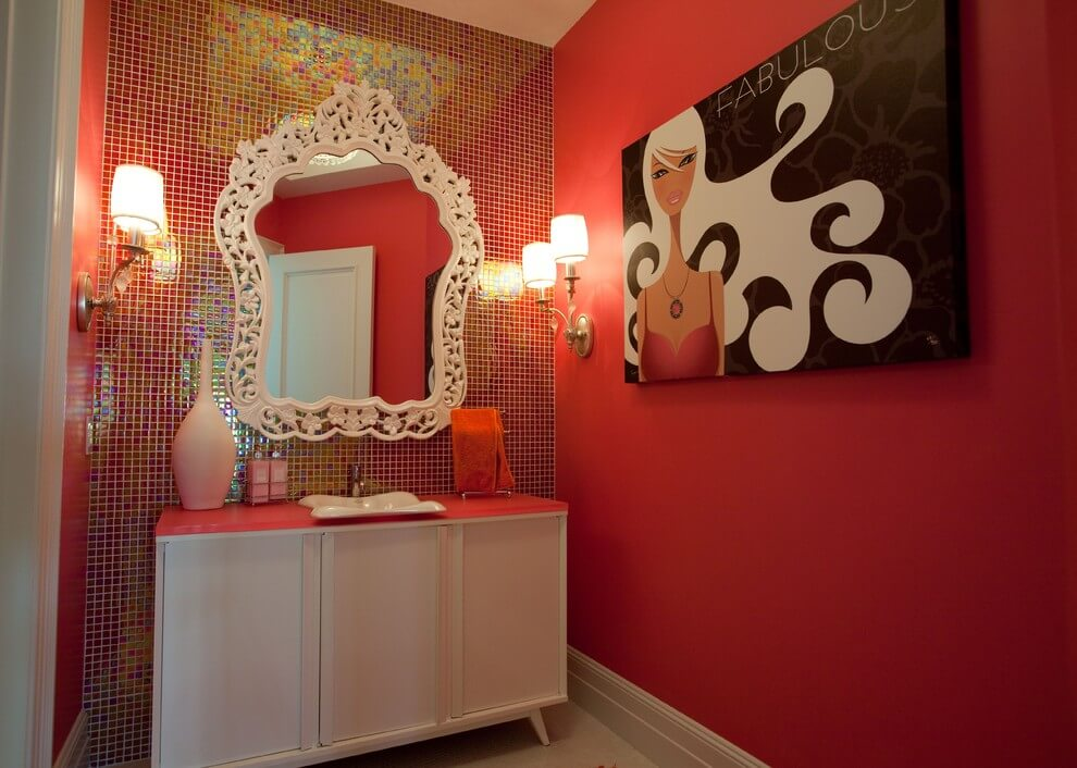 small bathroom ideas for teenage girl